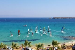 Windsurfing-in-paros